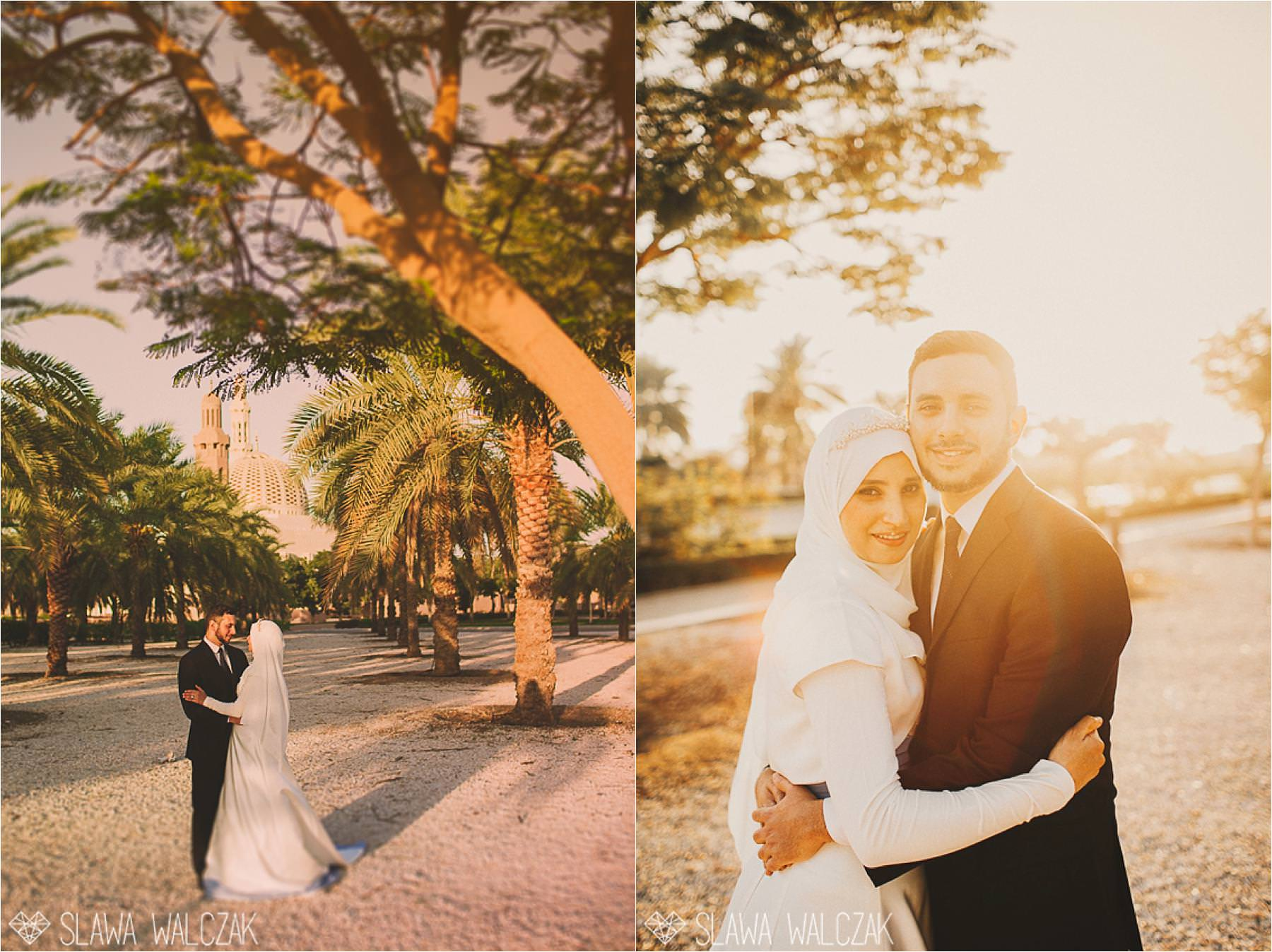 female muslim wedding photography at muscat grand mosque