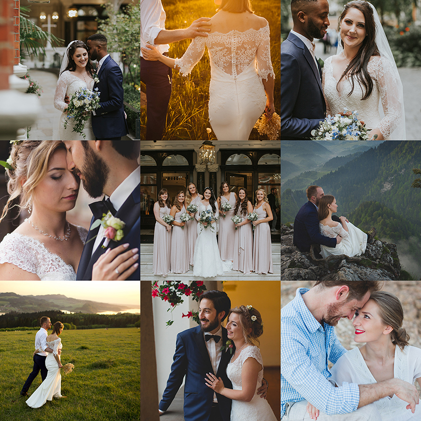 photos taken during destination weddings in italy andnd europe