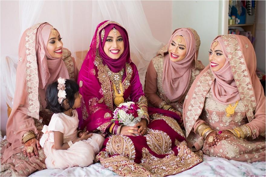 Female Muslim Wedding Photographer London  - Slawa Walczak
