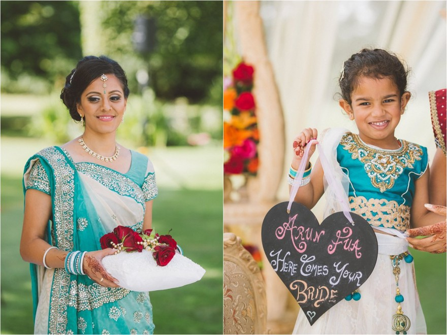 Indian Wedding Photography at Ditton Park Manor, Berkshire