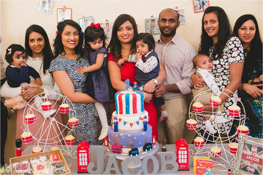 JACOB'S 1ST BIRTHDAY PARTY – LONDON FAMILY PHOTOGRAPHER