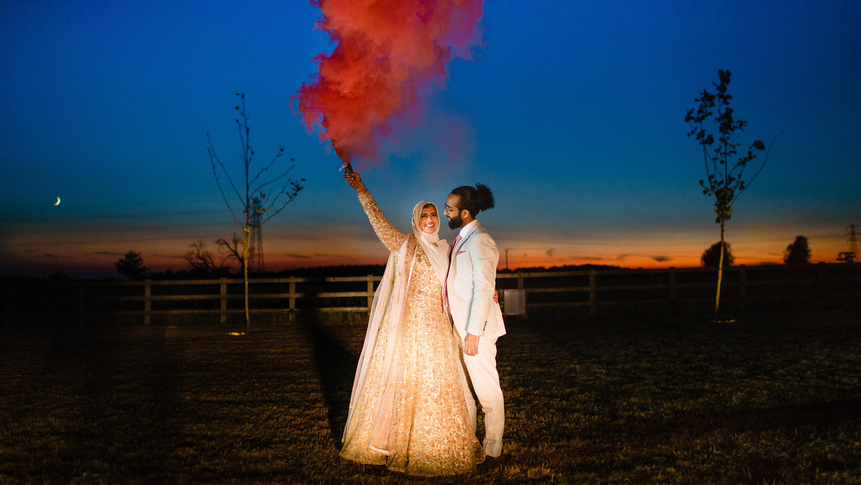 Female Asian Wedding Photographer London & Destination