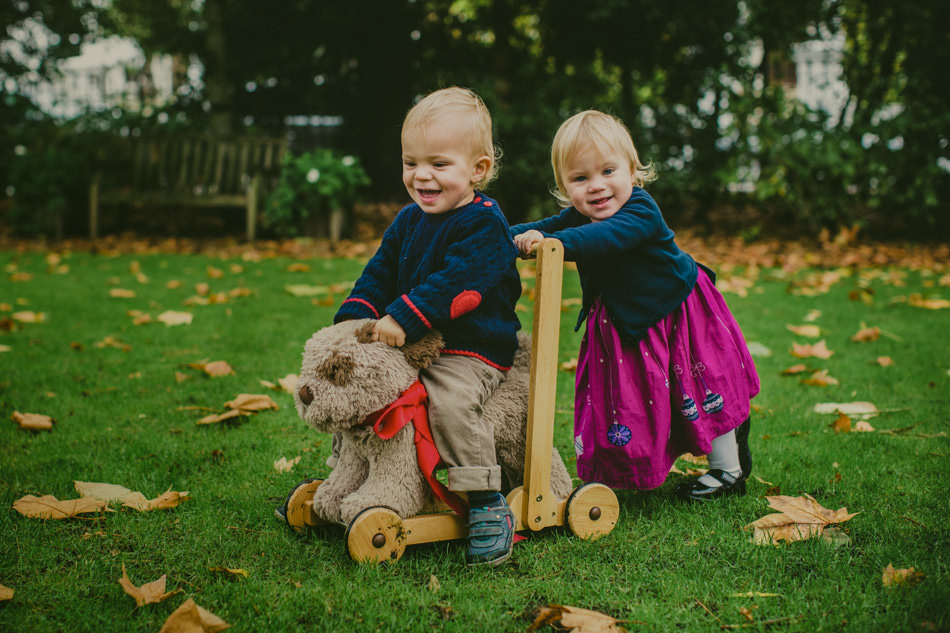 chelsea London family photography session in the park