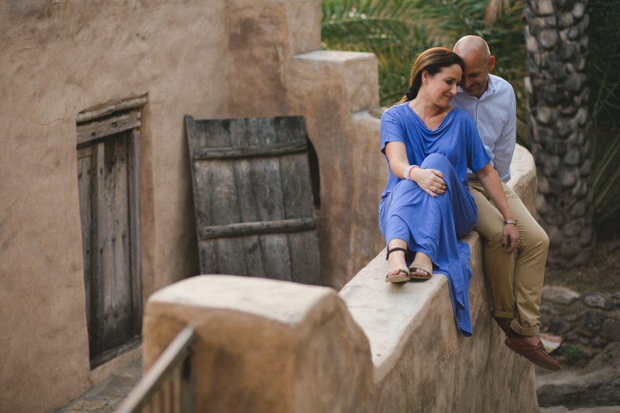 destination couple photo shoot from Oman