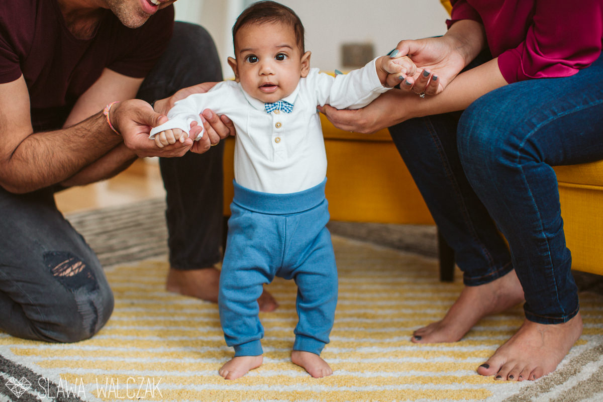 natural and stylish lifestyle family photograhy session in London