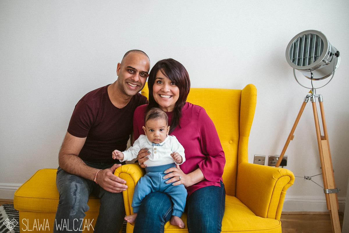 Female newborn and family photographer London