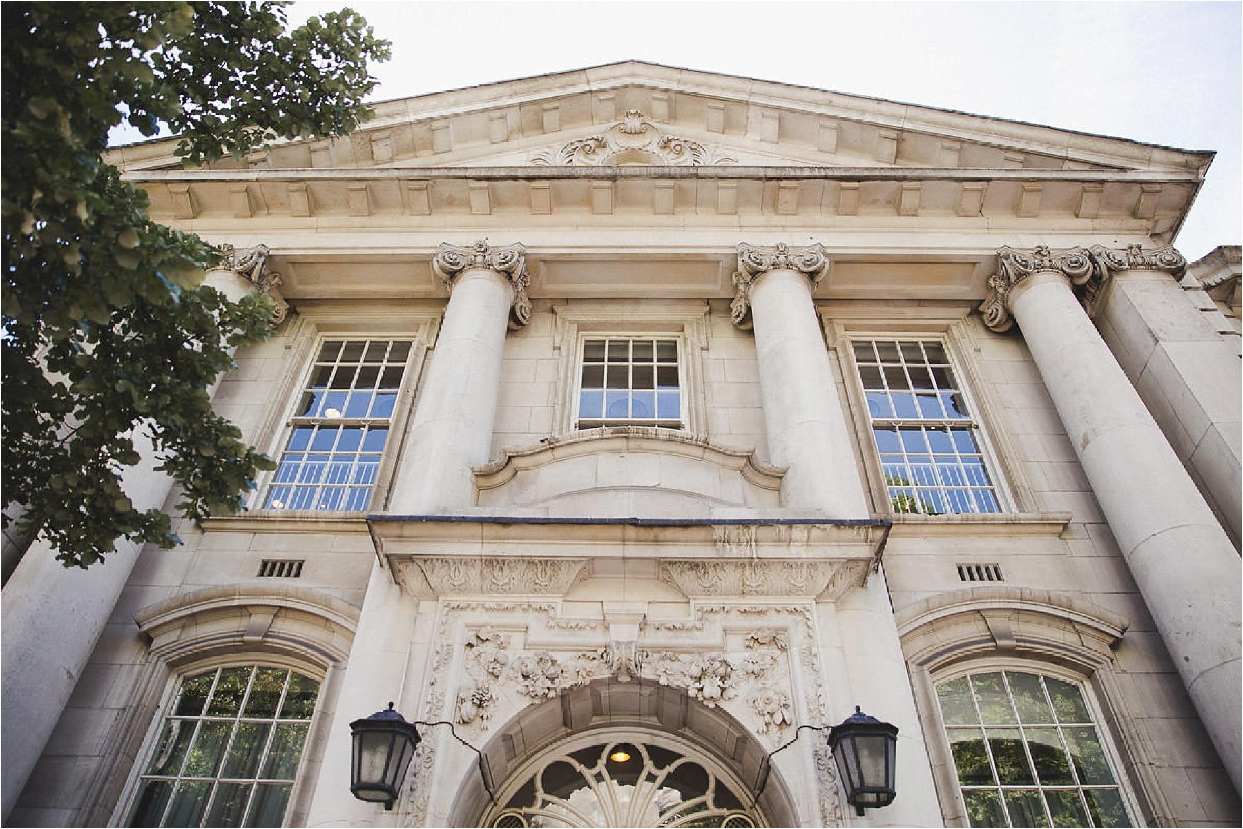 Alex & Pete - Kensington and Chelsea Register Office