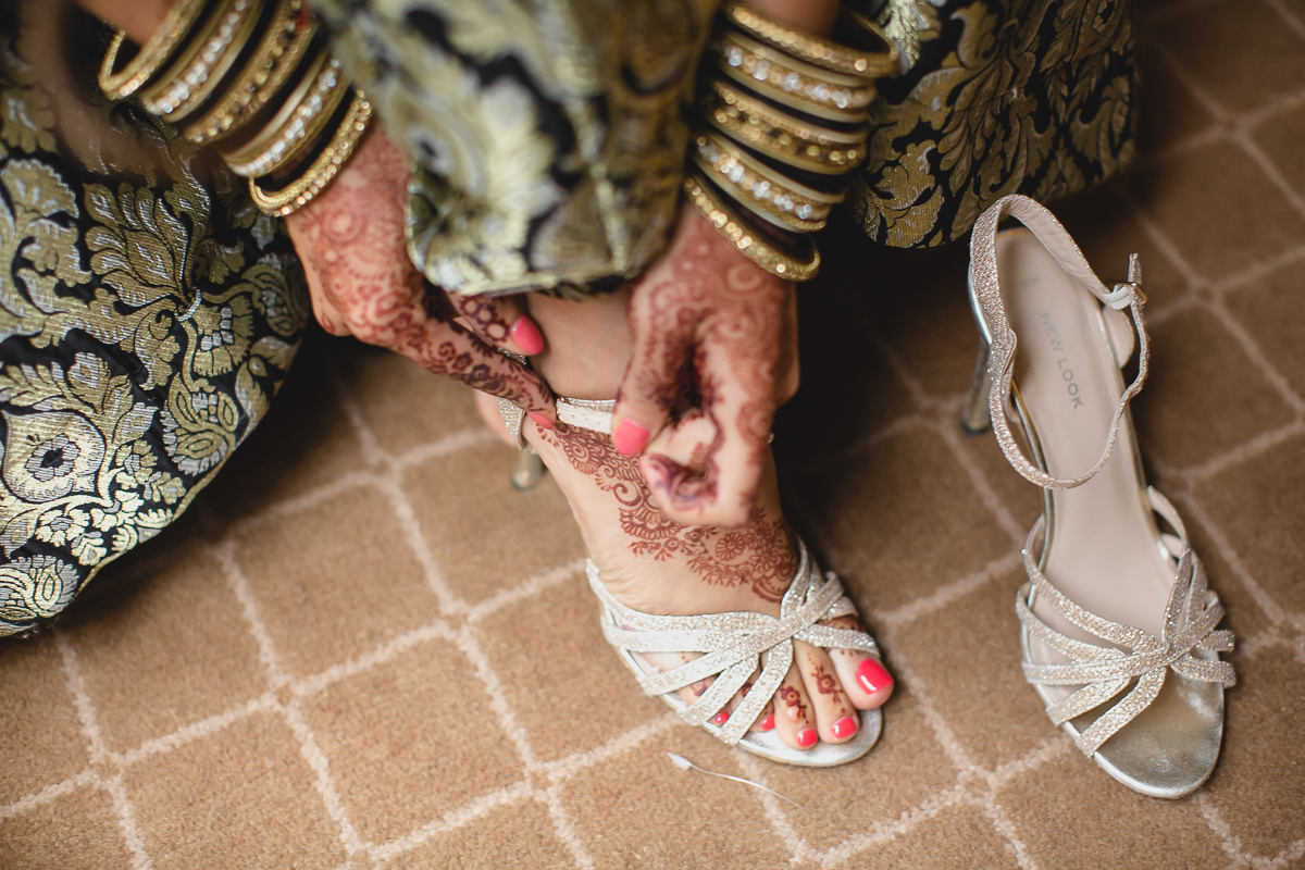 creative asian Indian wedding Photography London