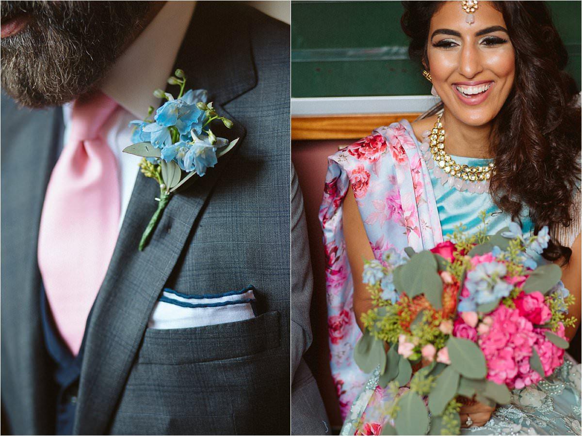 creative asian wedding photography London