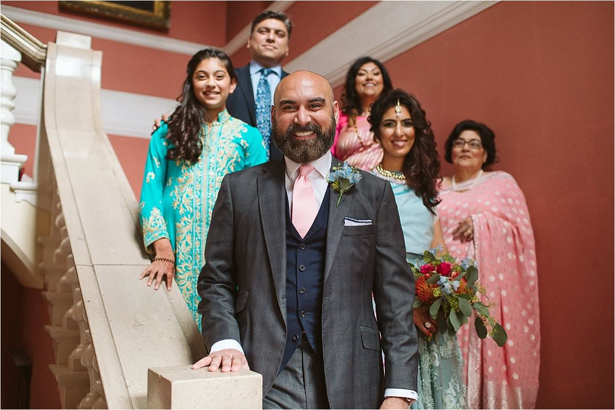 Documentary wedding Photography at London Chelsea Old Town Hall