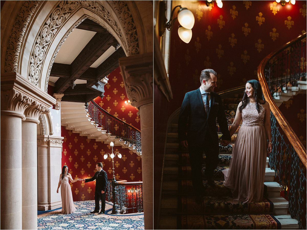 St Pancras Renaissance Hotel Wedding Photography