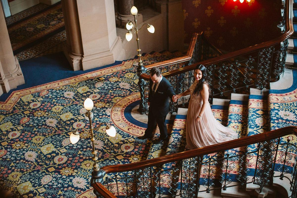 St Pancrass Hotel Wedding photographer