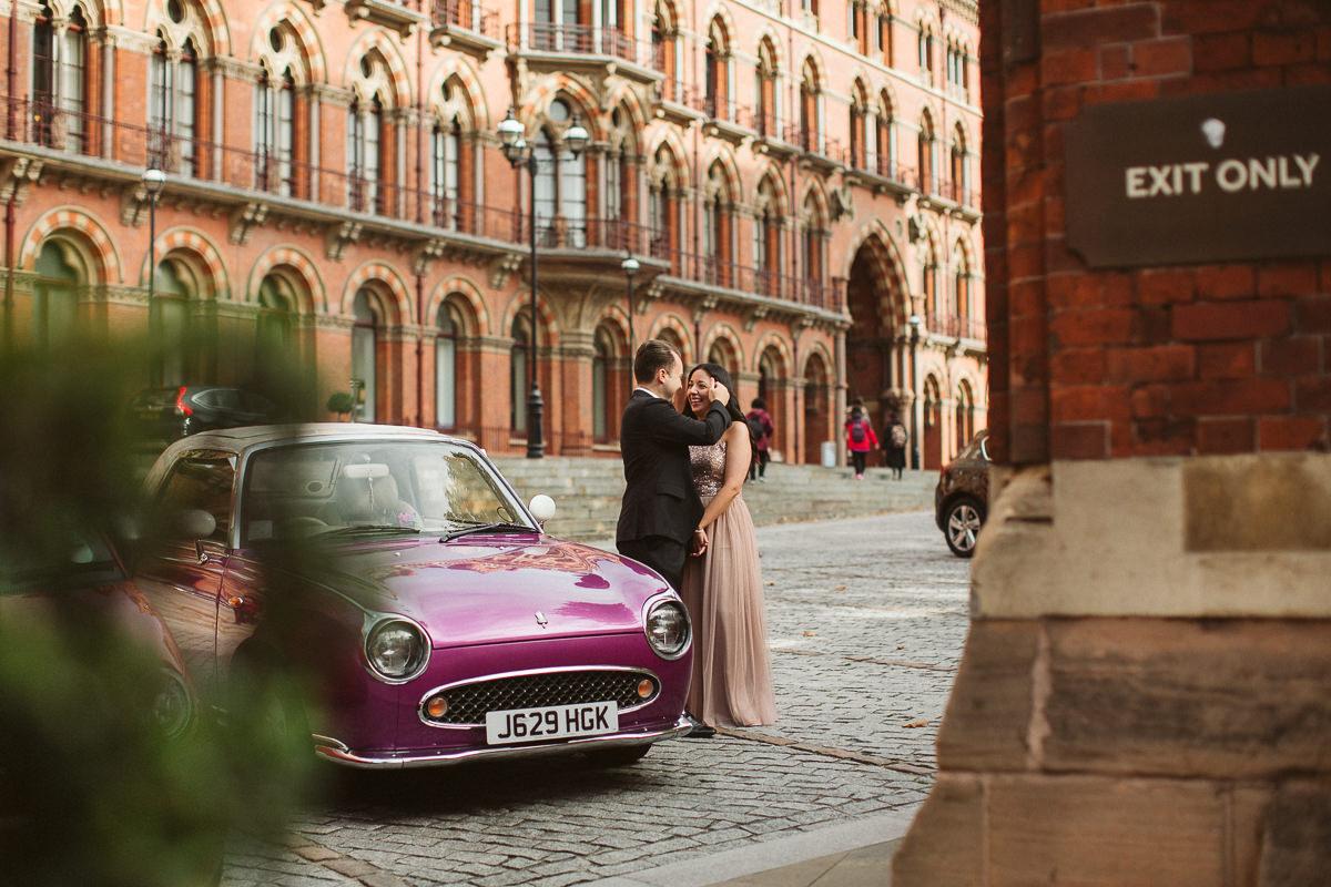 Slawa Walczak London Wedding Photography at St Pancras Hotel London