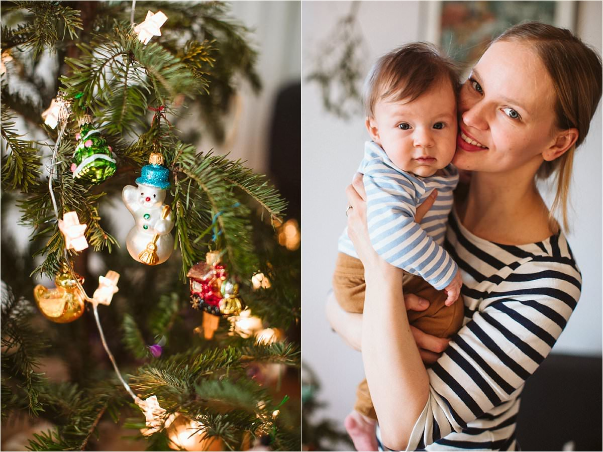 relaxed natural family photography in London