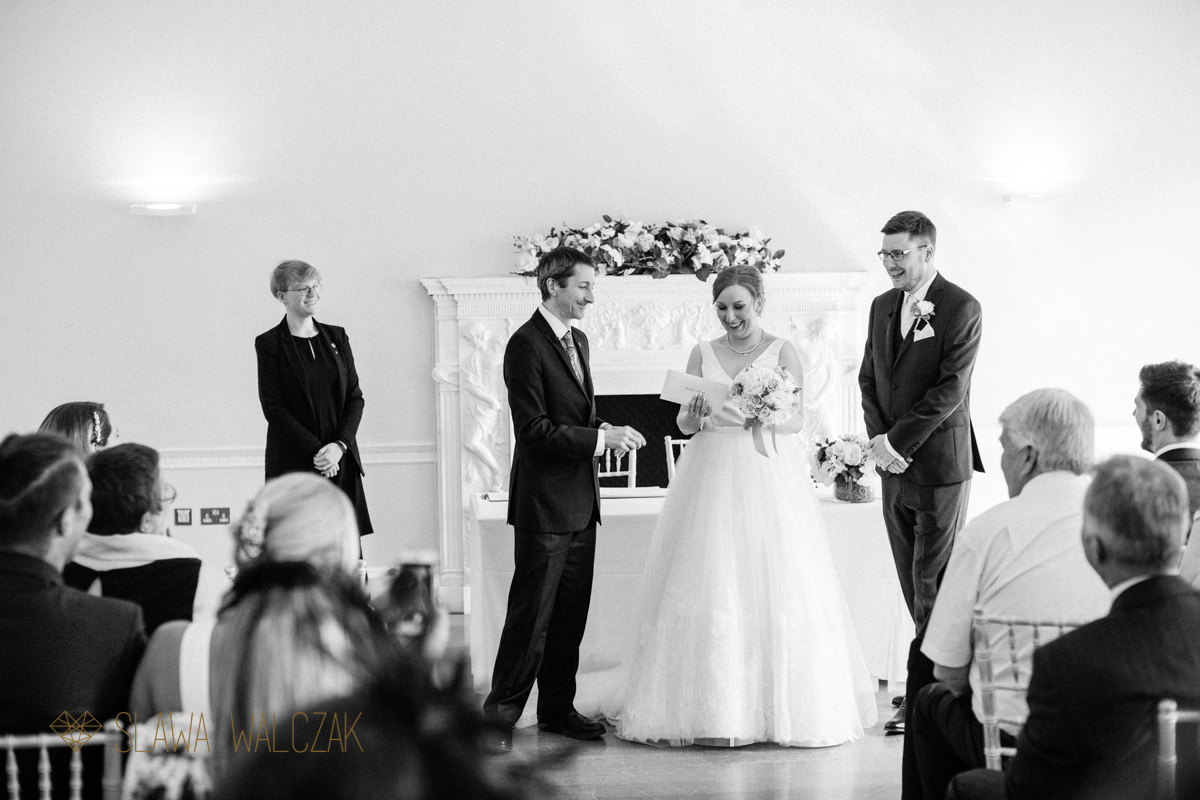 documentary wedding photography at Asia House in London