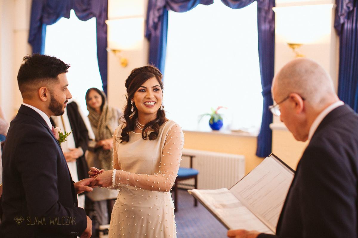 Asian Wedding at Ealing Town Hall