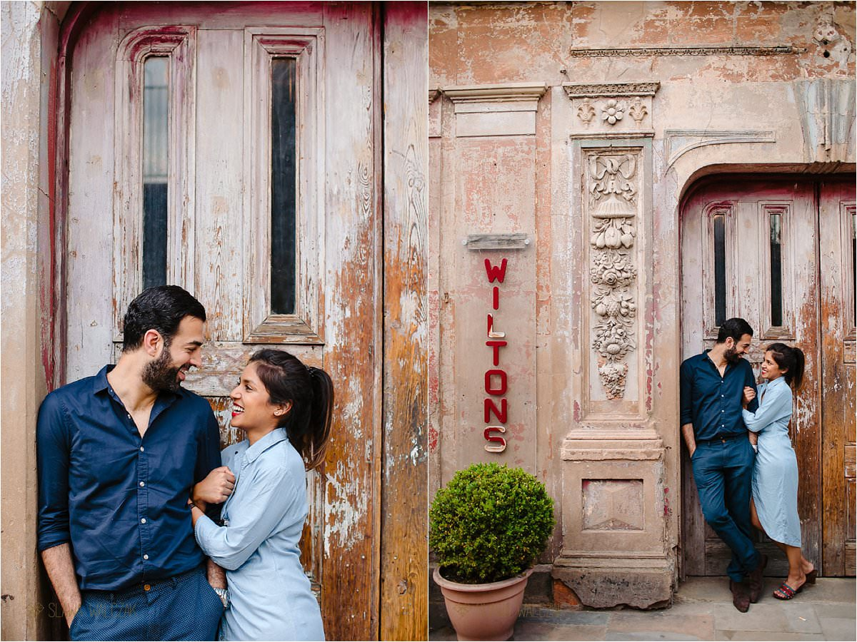 Anand Amp Sandhya Relaxed London Indian Pre Wedding