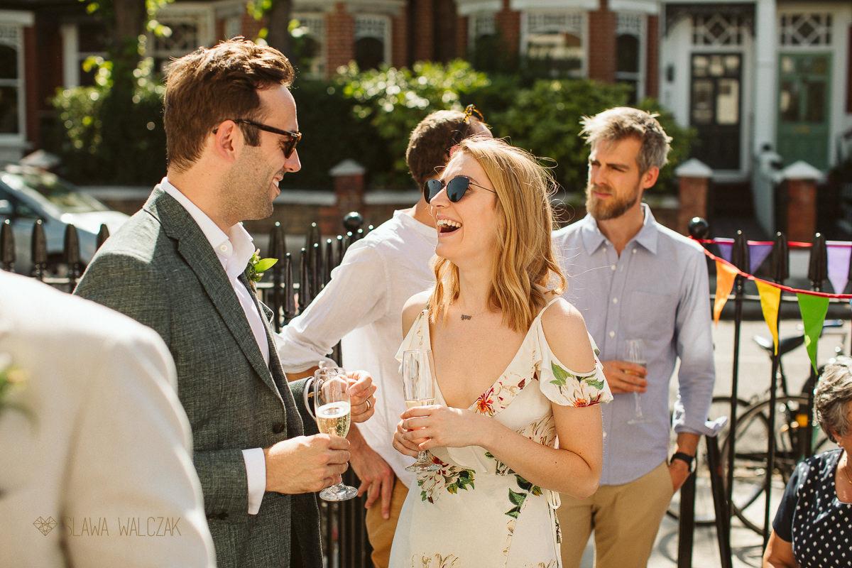 Same Sex Wedding Photography London Hackney Town Hall
