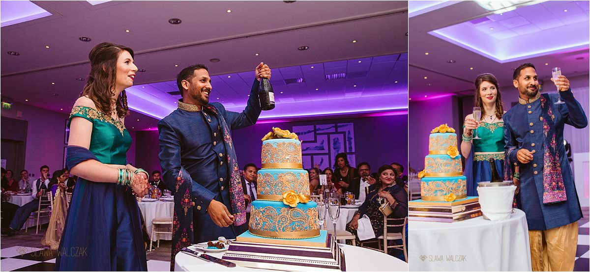 De Vere Beaumont Estate Indian Wedding Photography