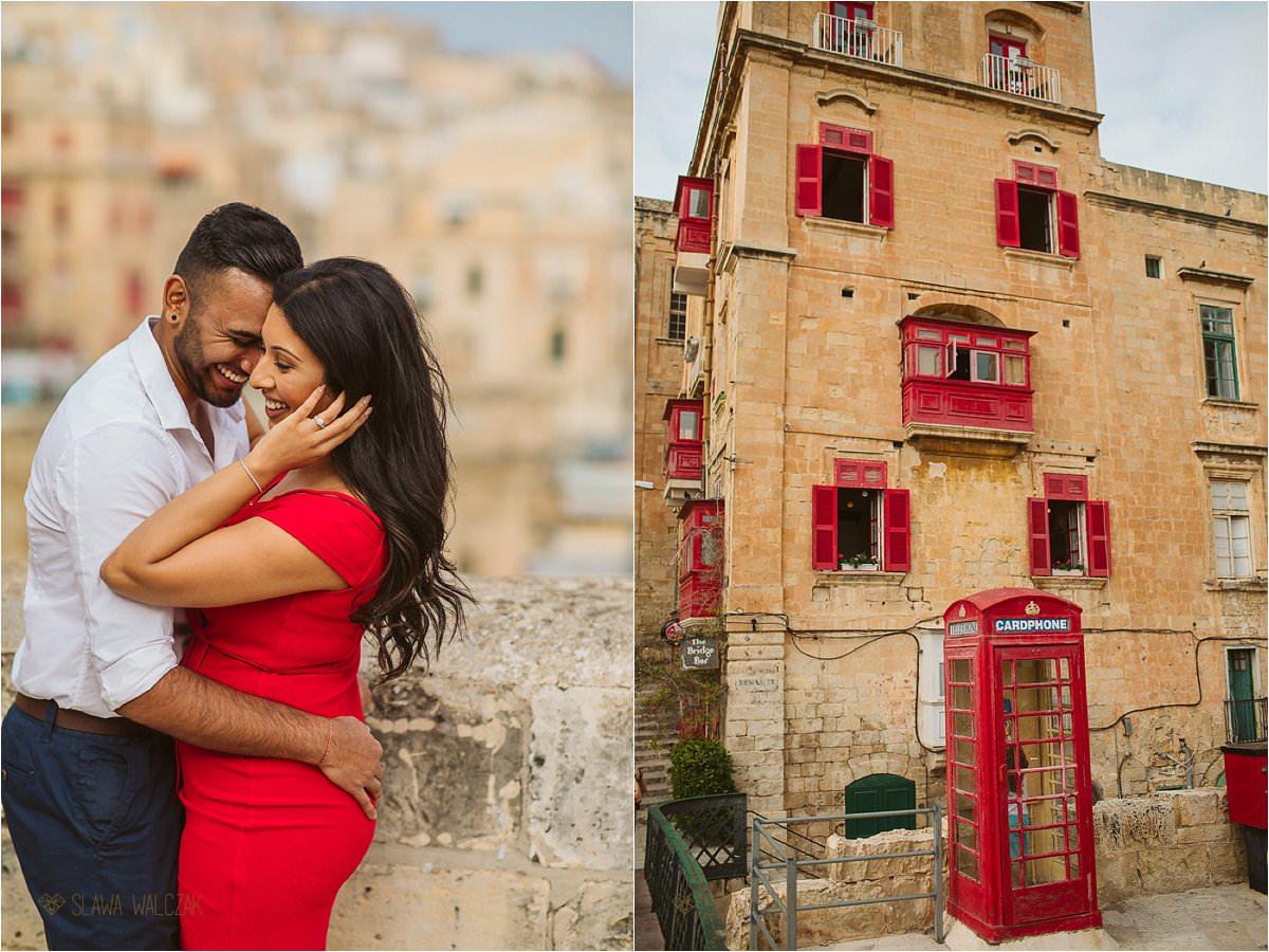 Valletta Malta DEstination Wedding photos
