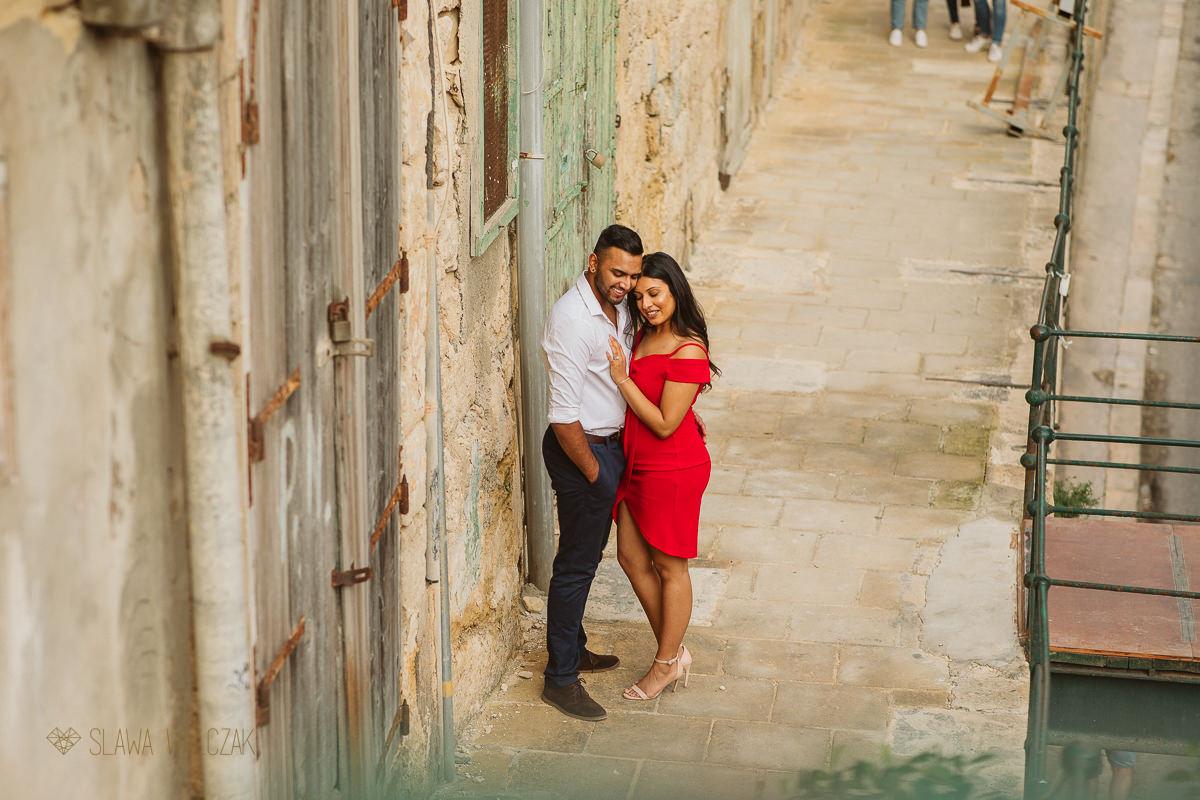 Mdina Valletta Malta Destination Engagement Photography