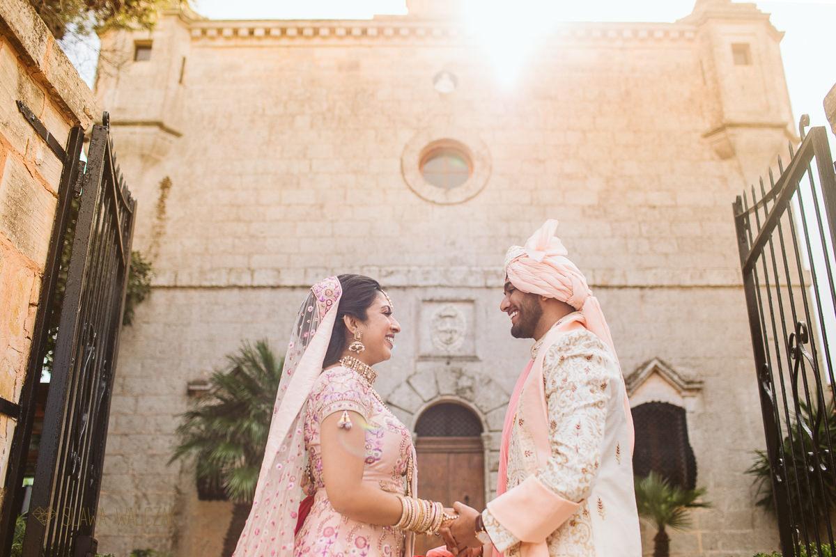 Castello Zammitello Malta Indian Destination Wedding Photography