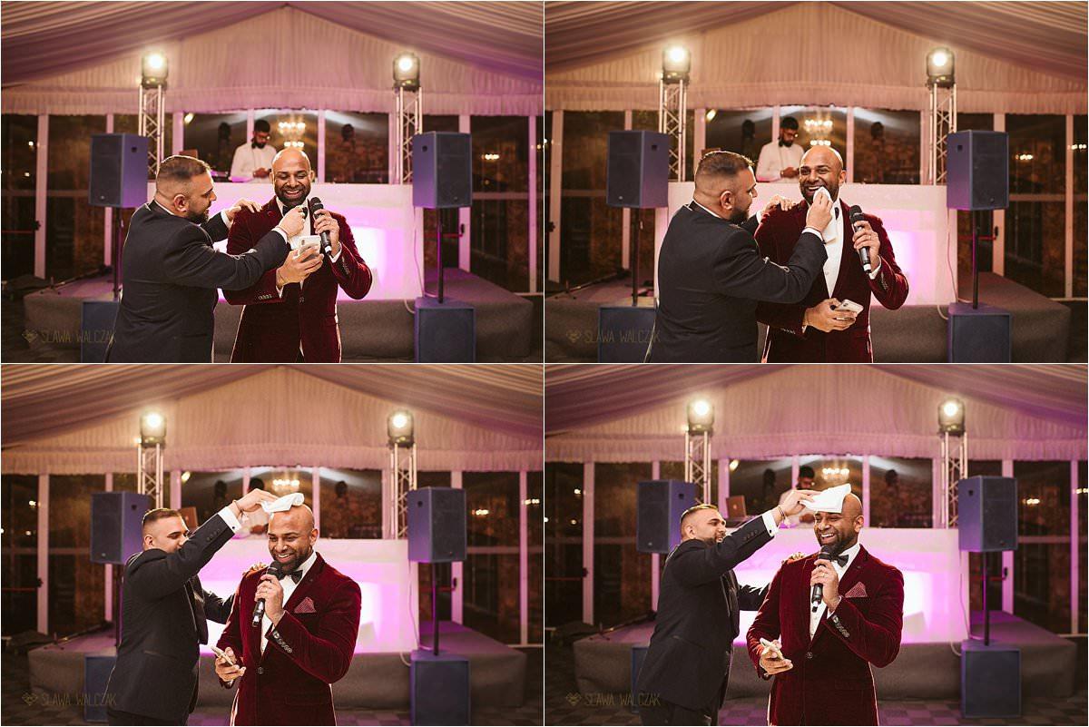 Best Man speeches at a Hindu Wedding in Malta