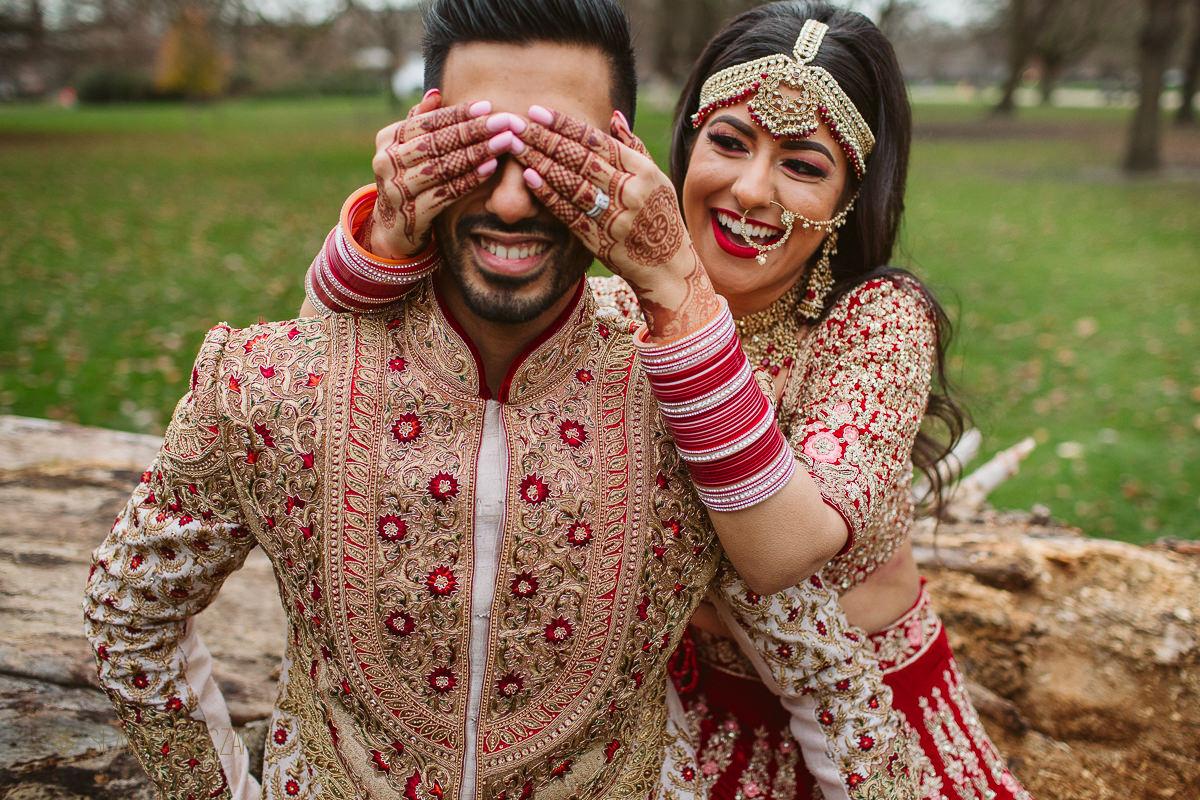 London and Destination Luxury Sikh Wedding Photography