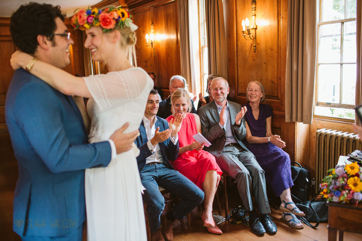 Burgh House Hampstead Wedding Photography