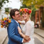 Burgh House Wedding photography couple shoot