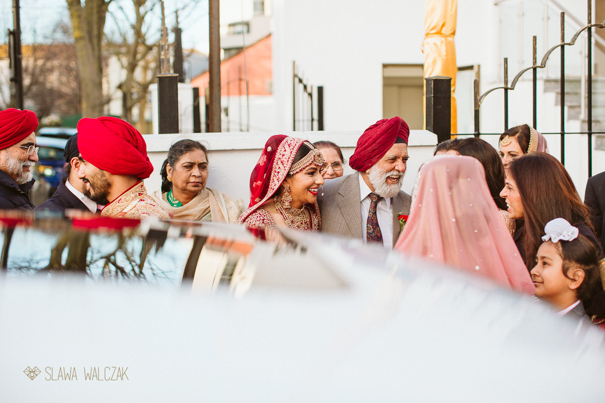 Asian Sikh Wedding Photography London