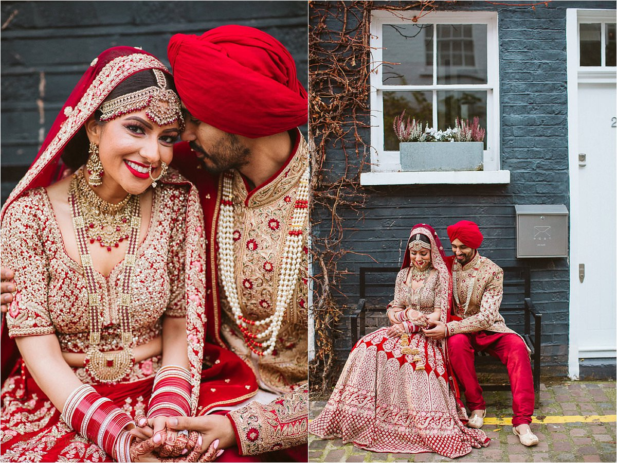 Asian Sikh Wedding Photography Central Gurdwara London