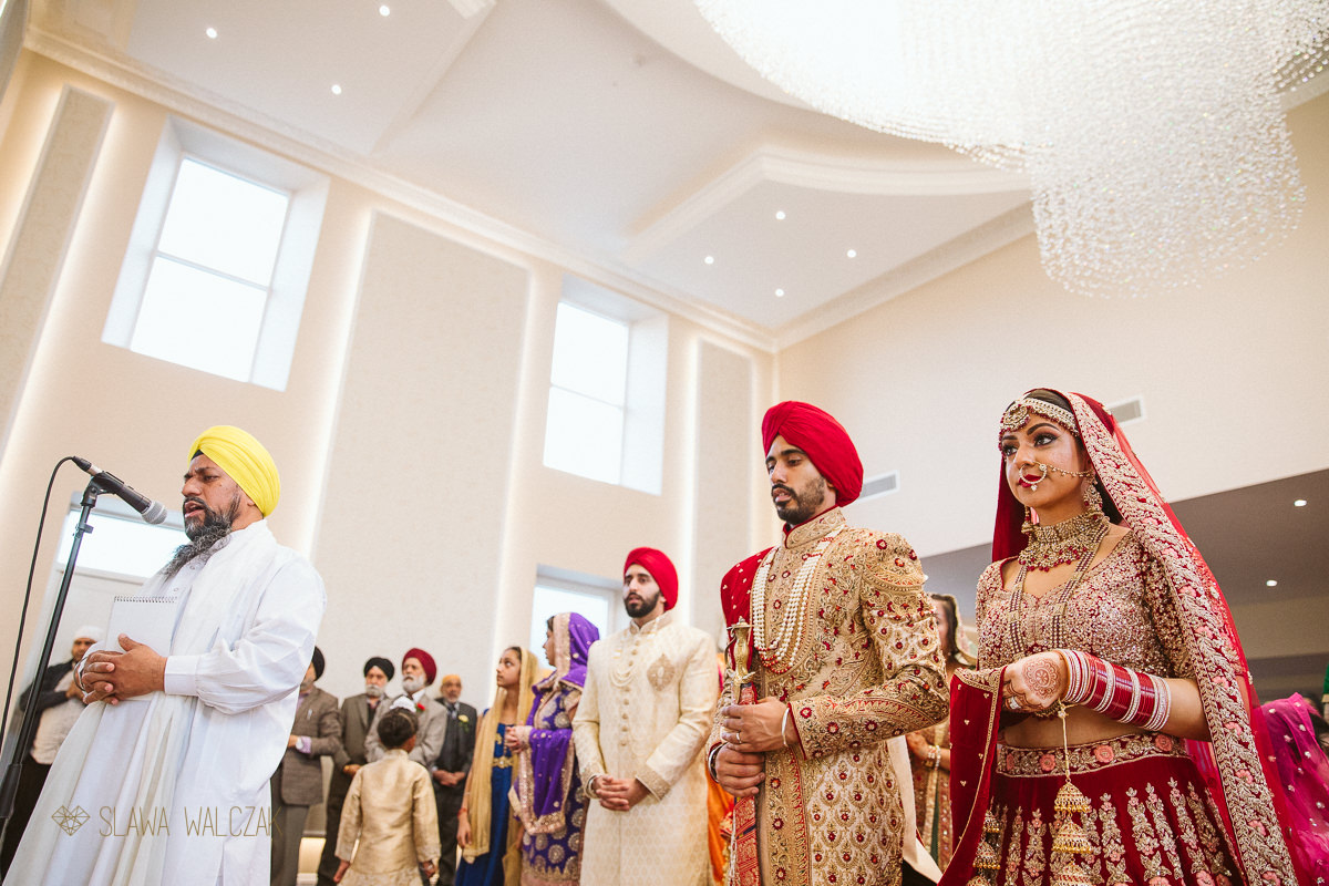 Shepherds budh central Gurdwara Wedding photography