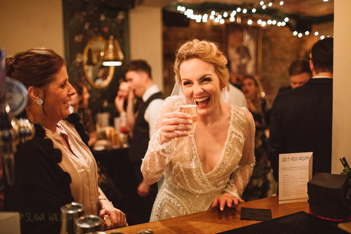 Powderkeg pub London Wedding