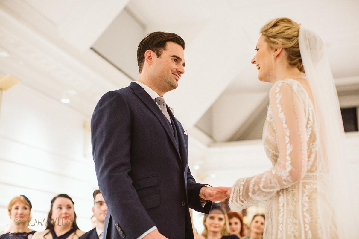 Fulham Library wedding ring exchange