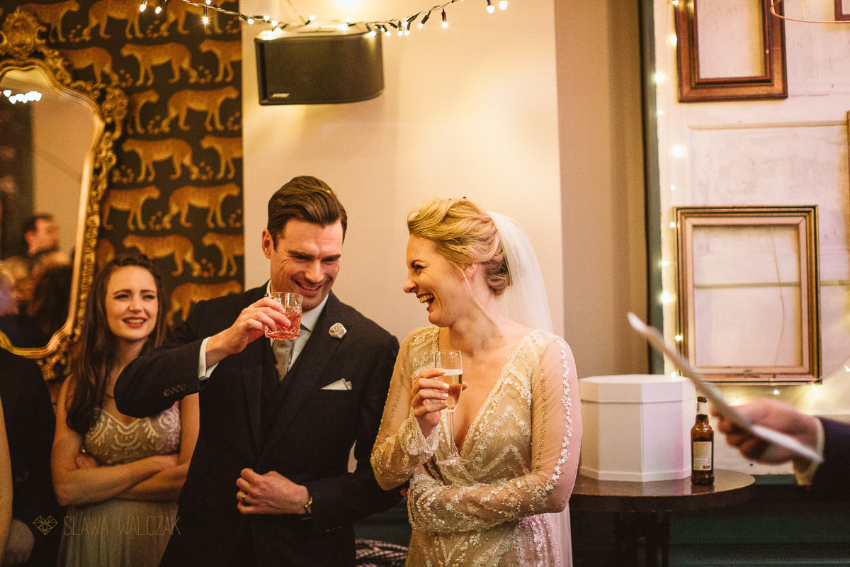 Powder Keg Pub London Wedding Photography