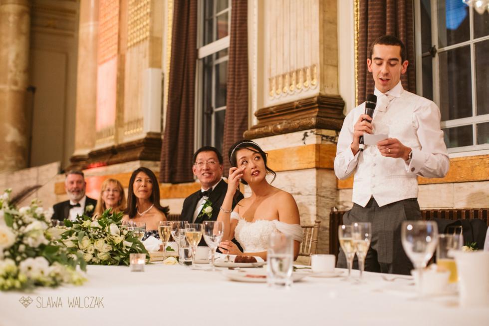 Luxury Wedding Photography One Great George Street London