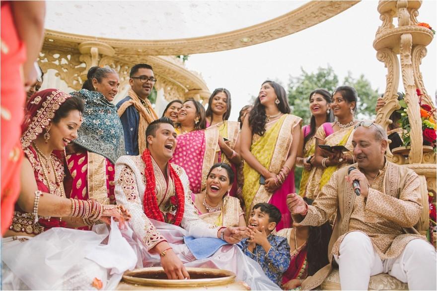 games at a hindu asian wedding in ditton manor croydon