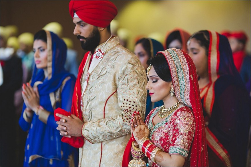 Southall Gurdwara Sikh Wedding Photographer London
