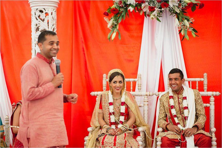 Bhaktivedanta Manor Indian Wedding Photography