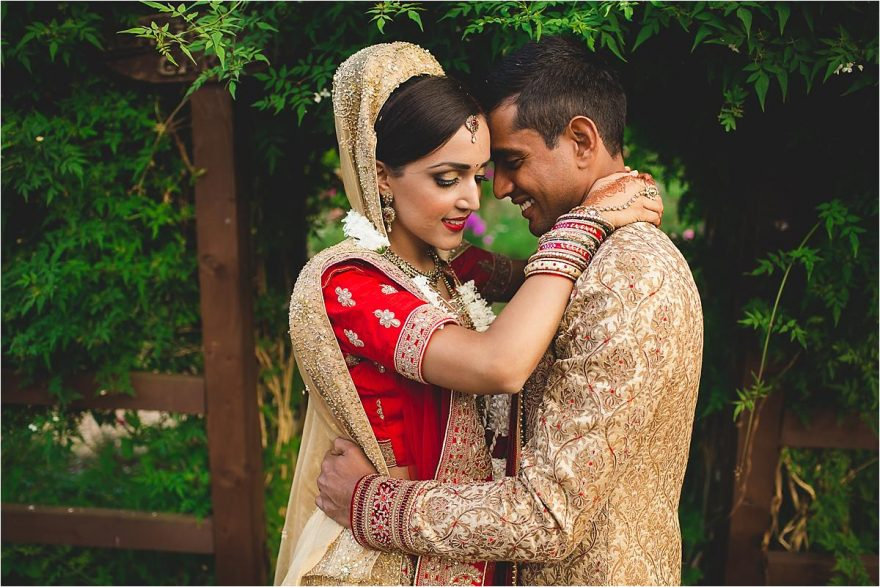 Bhaktivedanta Manor Indian Wedding Photography