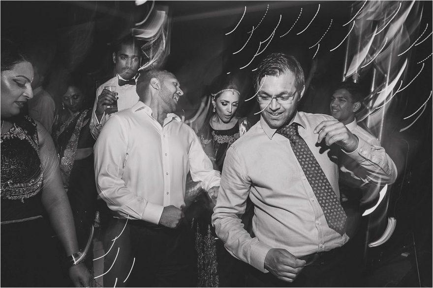 crazy wedding dancefloor photos