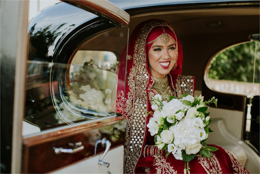 Copthorne Effingham Hotel - Asian Wedding Photography London