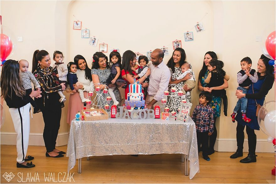 JACOB'S 1ST BIRTHDAY PARTY – LONDON FAMILY PHOTOGRAPHER
