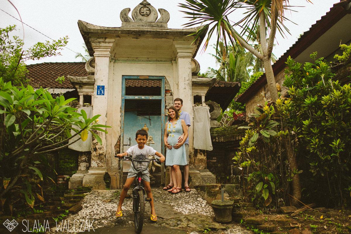 Destination Engagement Photography - Paddy Field, Ubud, Bali