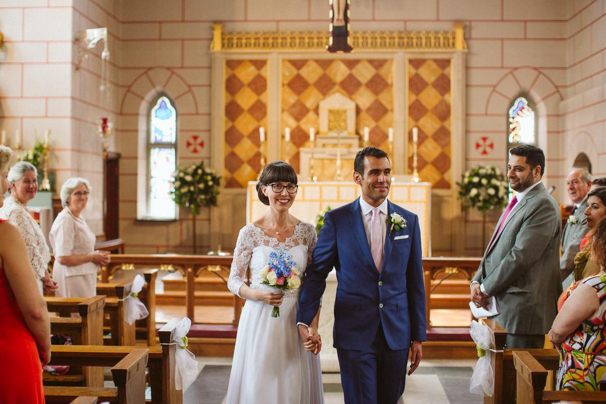 Agata & Paulo DIY Wedding Little Venice London