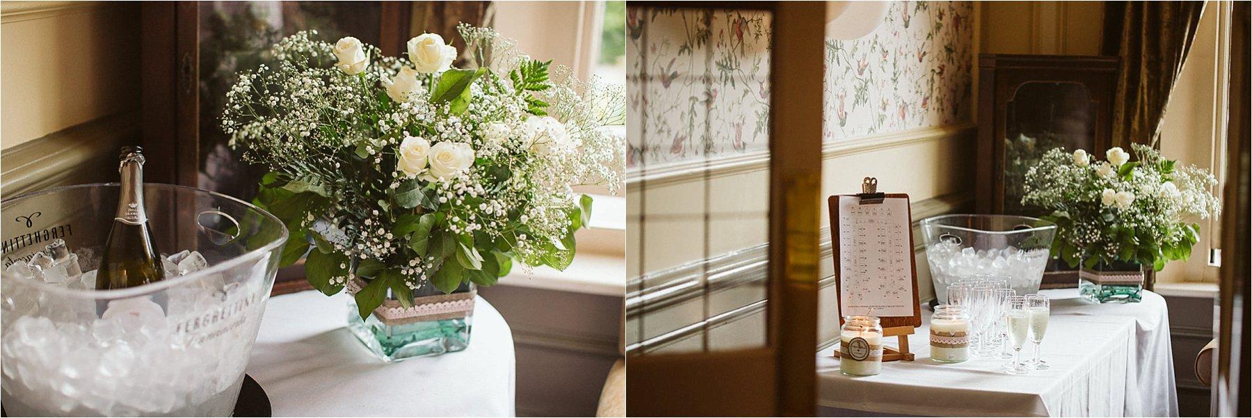 DIY wedding at the Warrington Hotel in Little Venice London