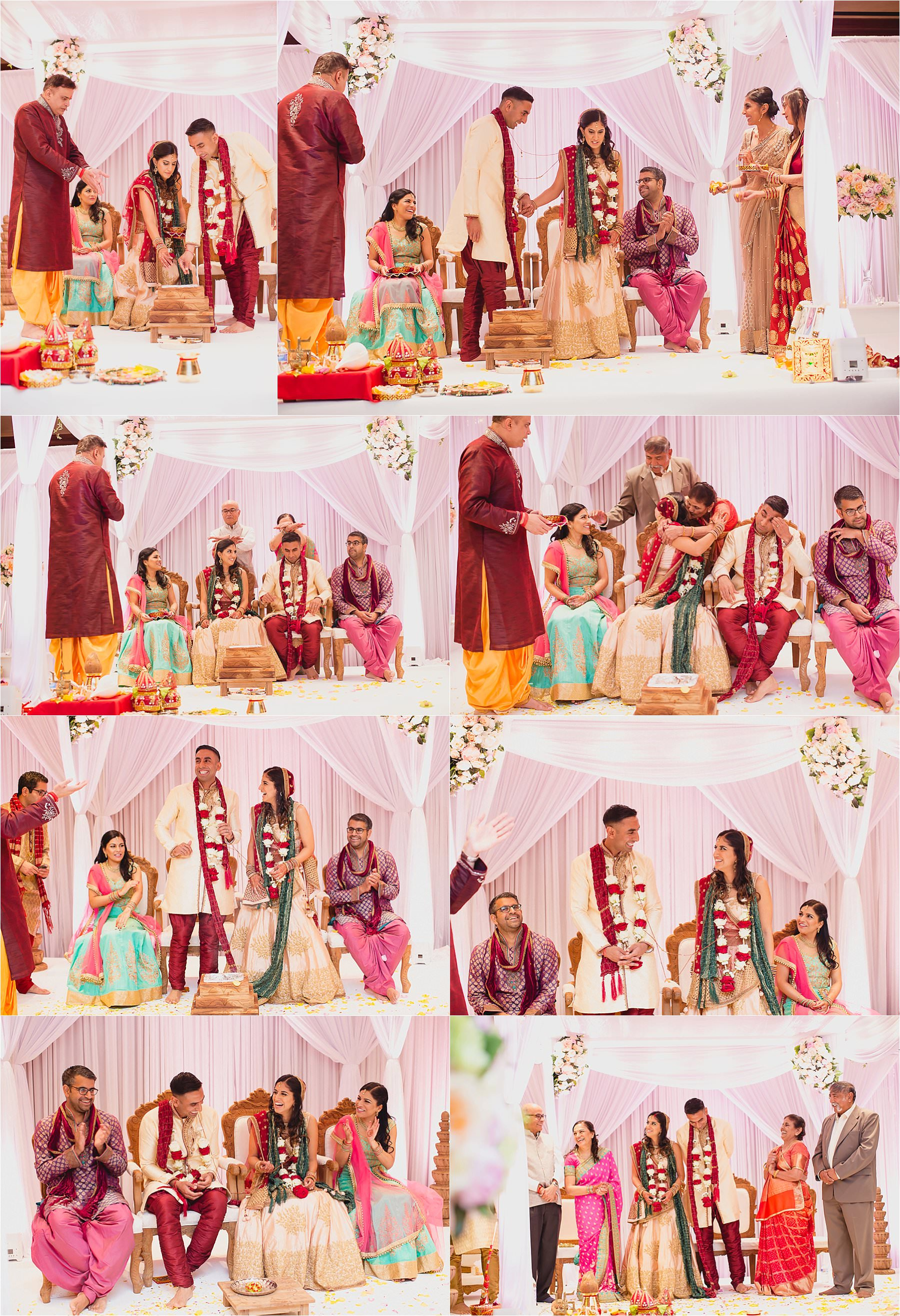 Indian wedding Photography London