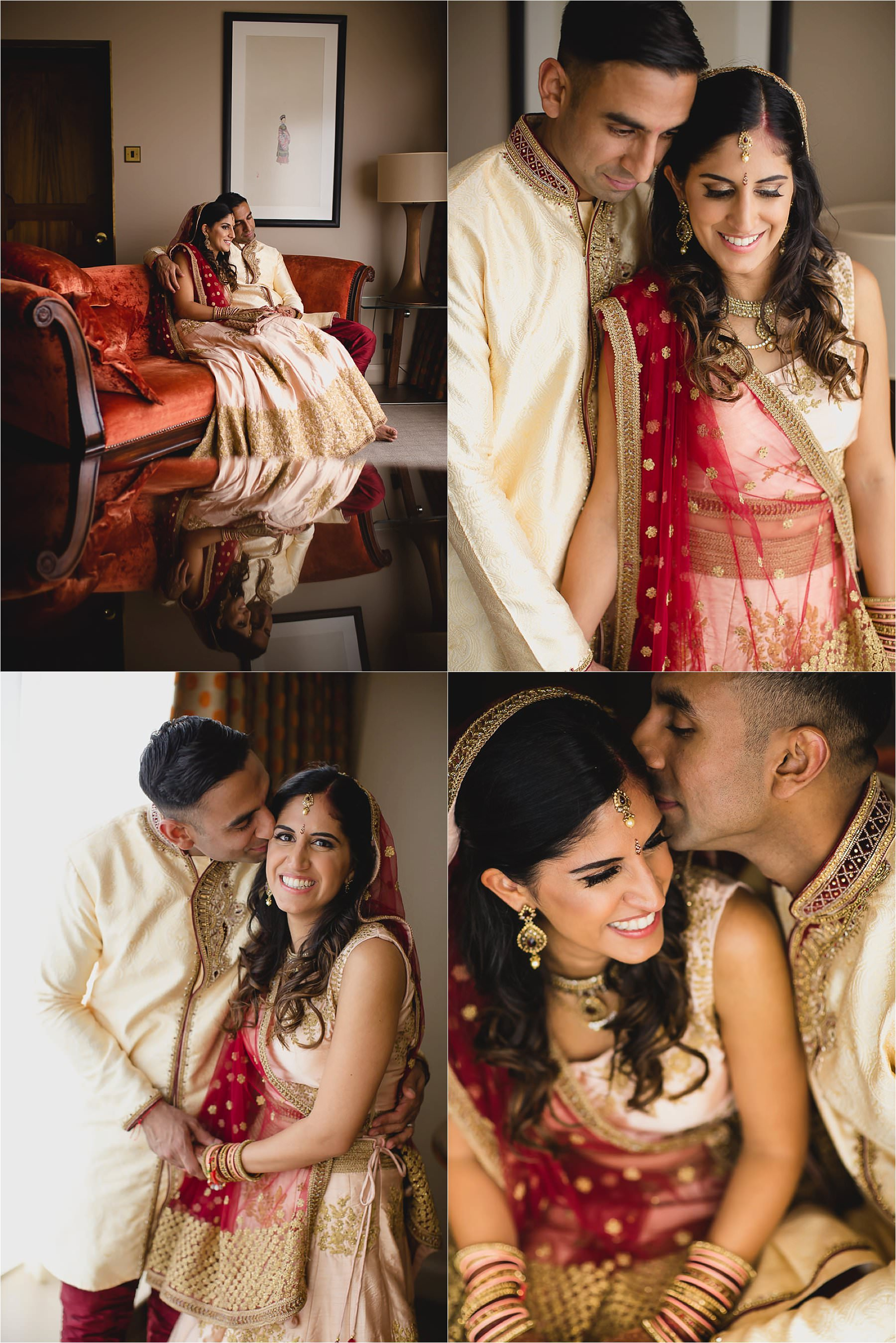 creative Indian wedding Photography London