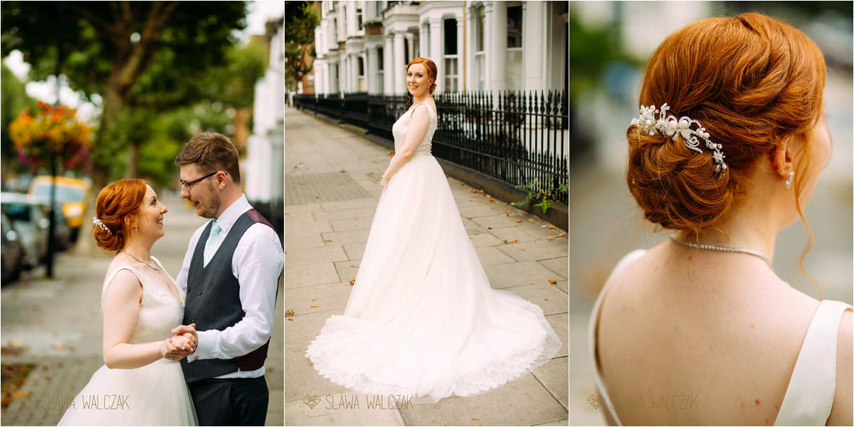 couple photo session during a wedding in the Amadeus London